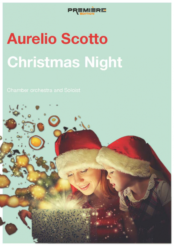 Christmas Night by Aurelio Scotto