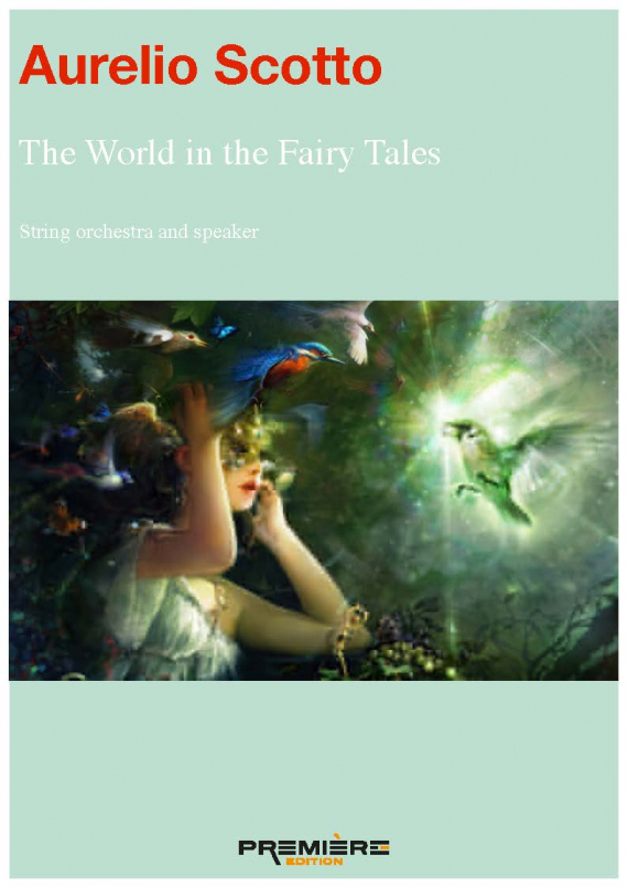 Five musical fairy tales by Aurelio Scotto
